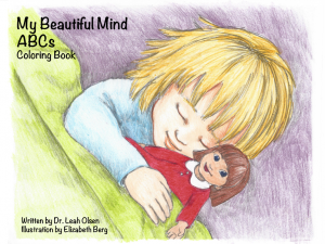 Beautiful Mind Coloring book